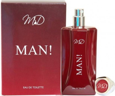 Man! - Eau de Toilette 100 ml