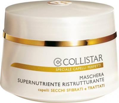 Maschera Supernutriente Ristrutturante - Capelli Secchi e Sfibrati 200 ml