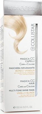 Magica CC Capelli Maschera Riflessante Cura e Colora - Biondo Vaniglia 150 ml