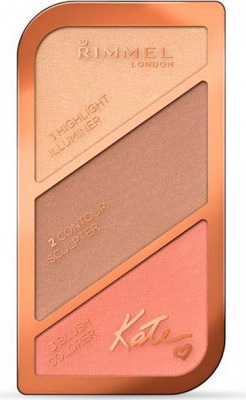 Sculpting Palette by Kate 002 Coral Glow
