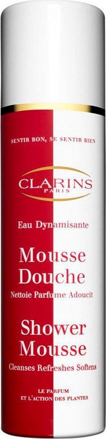 Eau dynamisante mousse douche mousse detergente 150 ml - Clarins eau dynamisante mousse douche ...