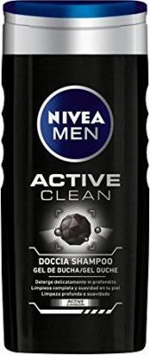 Men Active Clean - Doccia Shampoo Gel 250 ml