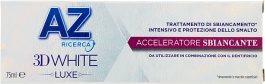 Dentifricio Acceleratore Sbiancante 3D White Luxe 75 ml