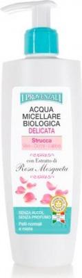 Acqua Micellare Biologica Delicata con Estratto di Rosa Mosqueta 200 ml