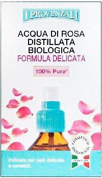 Acqua di Rosa Distillata Biologica 100 ml