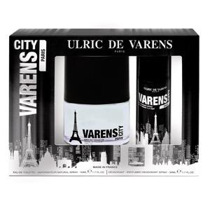 Cofanetto City Paris - Eau de Toilette 50 ml + Deodorante 50 ml