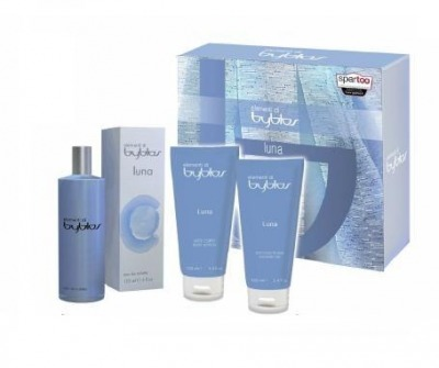 Cofanetto Elementi di Byblos Luna - Eau de Toilette 120 ml + Shower Gel 100 ml + Body Lotion 100 ml