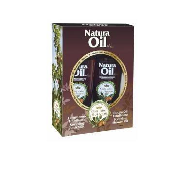 Cofanetto Argan - Doccia Oil 250 ml + Latte Corpo 250 ml