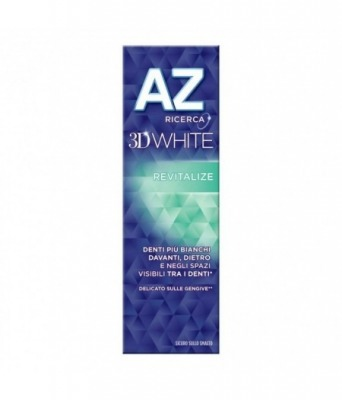 Dentifricio AZ 3D White Revitalize 75ml