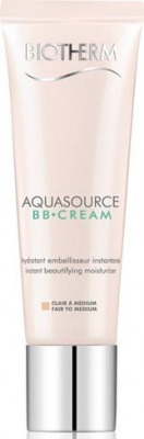 Aquasource BB Cream Pelle Medio/Chiara - Crema Colorata 30 ml