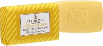 Fine Perfumed Soaps Sapone Golden Cologne 125 gr