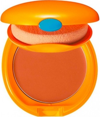 Tanning Compact Foundation SPF 6 Honey - Fondotinta Compatto Abbronzante