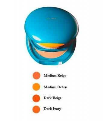 Sun Protection Compact Fondation SPF 30 - Fondotinta Protezione Solare Dark Beige 12 gr