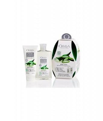 Cofanetto Regalo Aloe Vera - Dermo Bagno 400 ml + Crema Corpo Leggera 200 ml