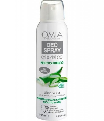 Deo Spray Aloe Vera - Deodorante 150 ml