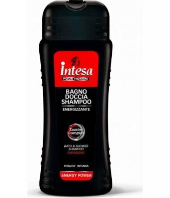 Pour Homme Bagno Doccia Shampoo Energy Power 500 ml