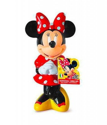 Minnie 3D Bagnoschiuma 200 ml