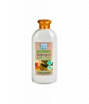 Biologico Intimo pH 4.5 Aloe e Olivo 250 ml