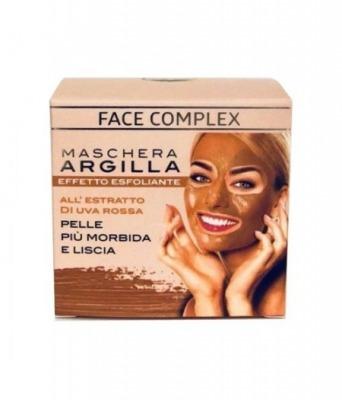 Maschera Argilla effetto esfoliante 50 ml