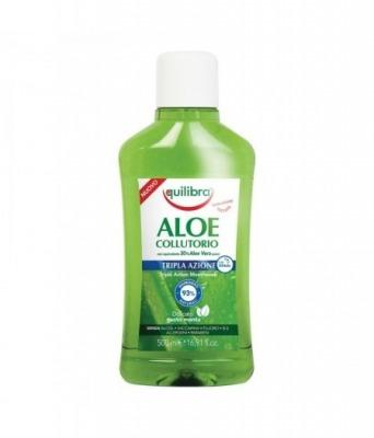 Aloe Collutorio Tripla Azione 500 ml