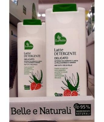 Latte detergente 200ml