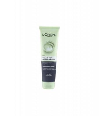 Argilla Pura - Gel Detox Viso, deterge, detossina e illumina la pelle 150 ml