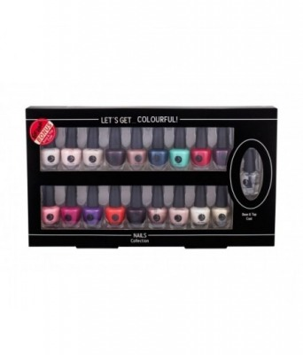 Lets Get Nail Polish Nail Collection 3,5 ml