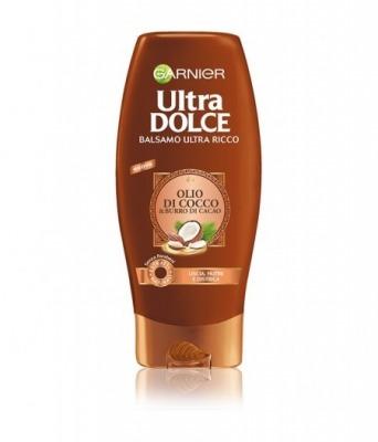 Ultra Dolce Olio di Cocco e Burro di Cacao balsamo ultra ricco 250 ml