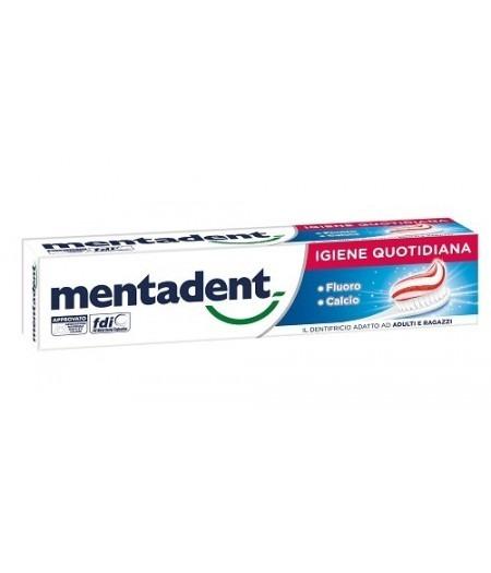 Dentifricio Igiene quotidiana 100 ml | Mentadent
