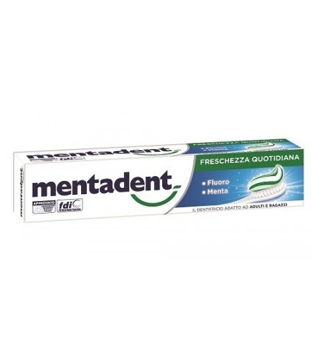Dentifricio freschezza quotidiana 100 ml | Mentadent