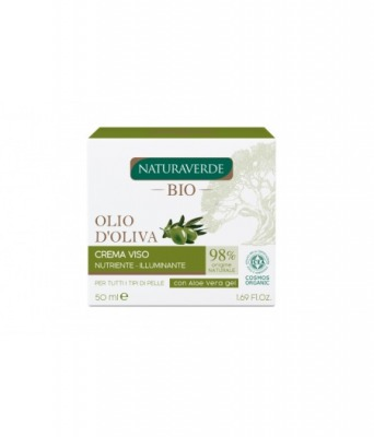 'Crema Viso Nutriente all''Olio di Oliva 50 ml'