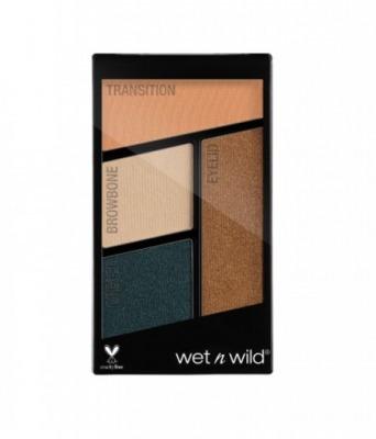 Color Icon Eyeshadow Quad - E344B Petalette