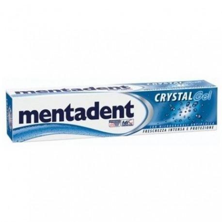 Dentifricio Cristal Gel 75 ml | Mentadent