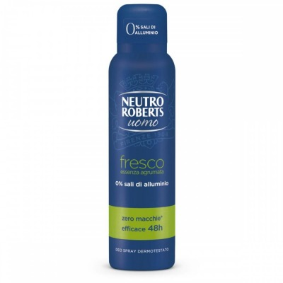 Men X Invisible Deodorante Spray 150 ml