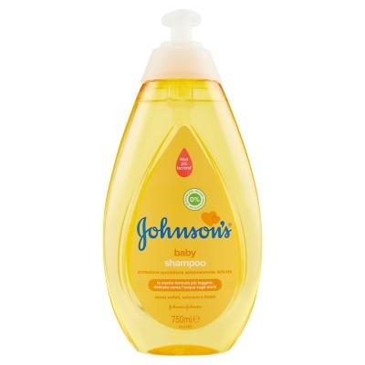 'Johnson''s baby shampoo 750 ml'