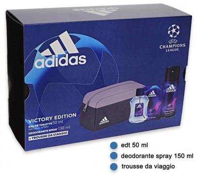 Adidas Cofanetto Champions League for Men