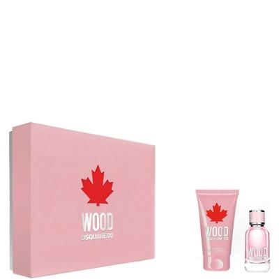Wood Dsquared2 Pour Femme - Eau de Toilette Confezione