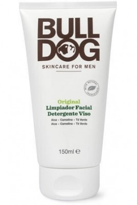 Bulldog Crema Detergente Viso 150 ml