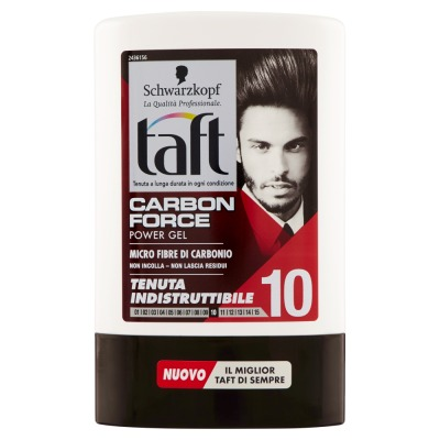 Taft Gel Carbon Force 300 ml