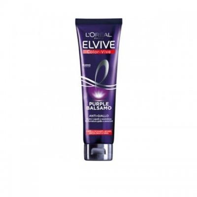 Elvive Balsamo Purple Anti-Giallo 200 Ml