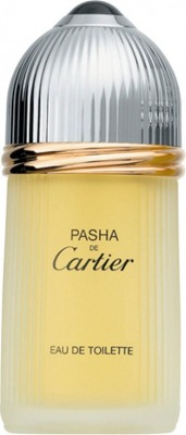 Pasha de Cartier - Eau de Toilette 50 ml