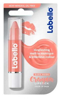 Crayon Lipstick 01 Nude