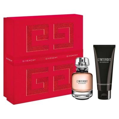 Coffret Interdit Eau de Parfum 50 ml + Body Lotion 75 ml