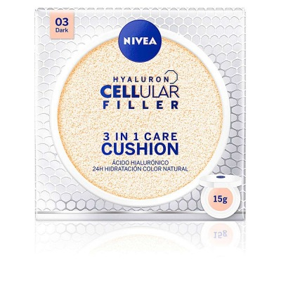 HYALURON CELLULAR FILLER 3in1 care cushion DARK