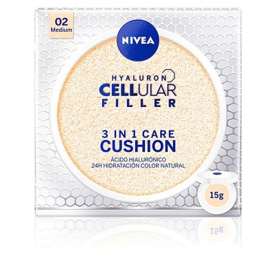 HYALURON CELLULAR FILLER 3in1 care cushion MEDIUM