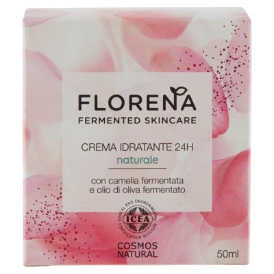 Crema Idratante 24H naturale 50 ml