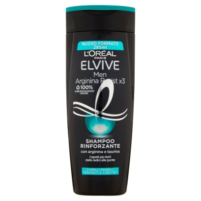 Elvive 2in1 Arginina resist X3 Men 285 ml