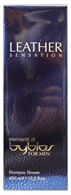Byblos for Men Leather Shampoo Shawer Gel 400 ml