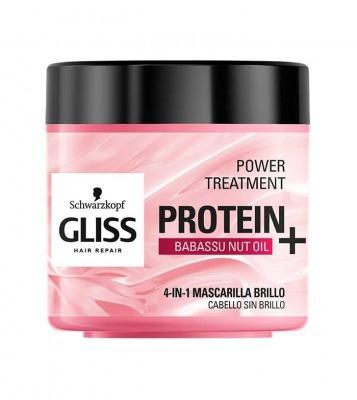 Protein+ Maschera Per Capelli Opachi 400ml