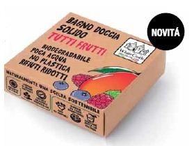 Bagno doccia Solido Tuttifrutti 80 Gr.